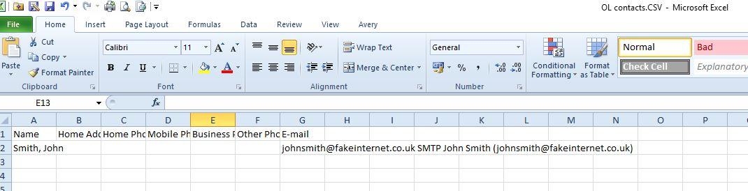CSV File John Smith.JPG