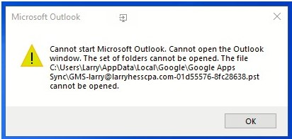 Outlook error on boot.jpg