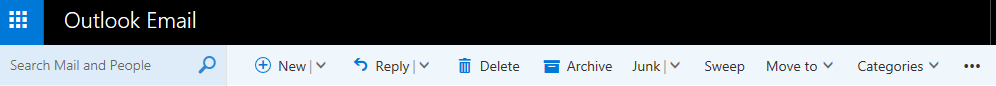 Outlook No FILE tab 2018-05 30th.PNG